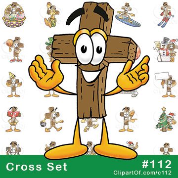 Cross Mascots [Complete Series]