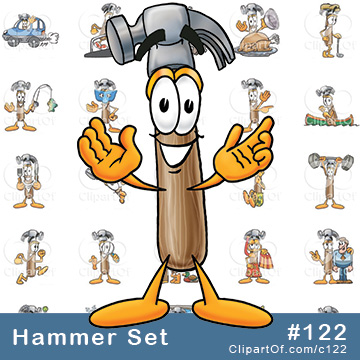 Hammer Mascots [Complete Series]