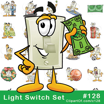 Light Switch Mascots [Complete Series]