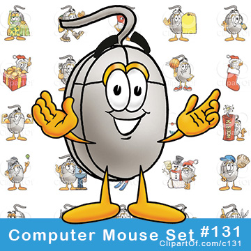 Computer Mouse Mascots [Complete Series]