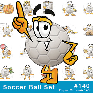 Soccer Ball Mascots [Complete Series]
