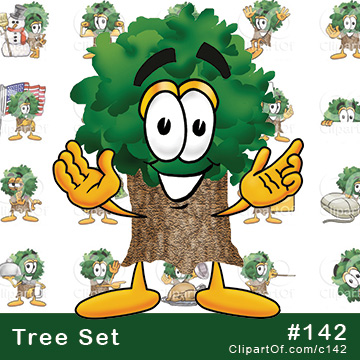 Tree Mascots [Complete Series]
