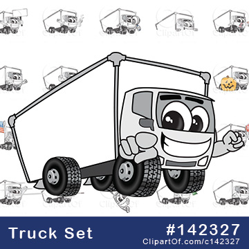 Truck Mascots [Complete Series]