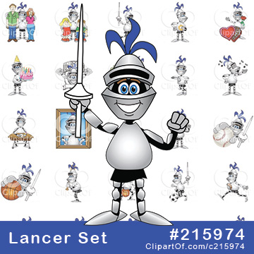 Lancer Mascots [Complete Series]