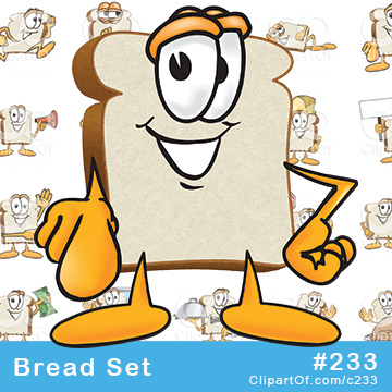 White Bread Mascots [Complete Series]