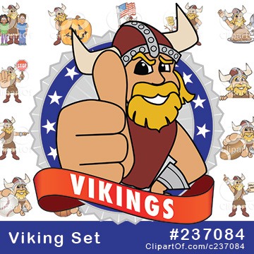 Viking School Mascots [Complete Series]