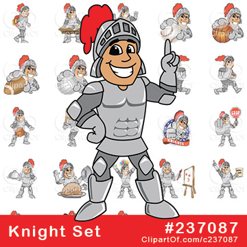 Knight School Mascots [Complete Series]