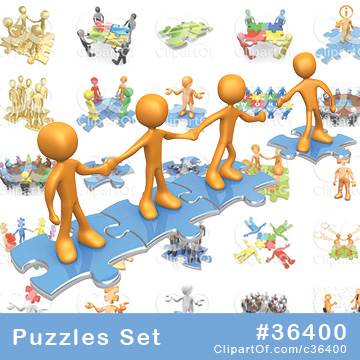 Puzzles by 3poD