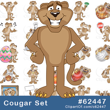 Cougar Mascots [Complete Series]