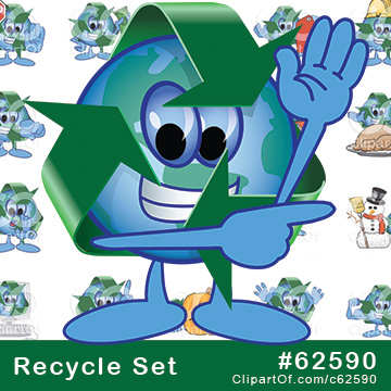 Recycle Mascots [Complete Series]