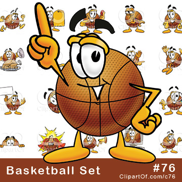 Basketball Mascots [Complete Series]