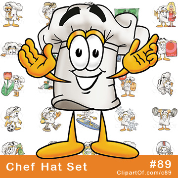 Chef Hat Mascots [Complete Series] by Toons4Biz