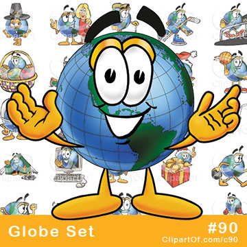 Globe Mascots [Complete Series] by Toons4Biz