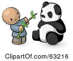 Cartoon Black Bear Cub Climbing A Tree - Free Retro ...